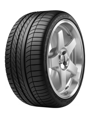 Eagle F1 Asymmetric SUV Tires